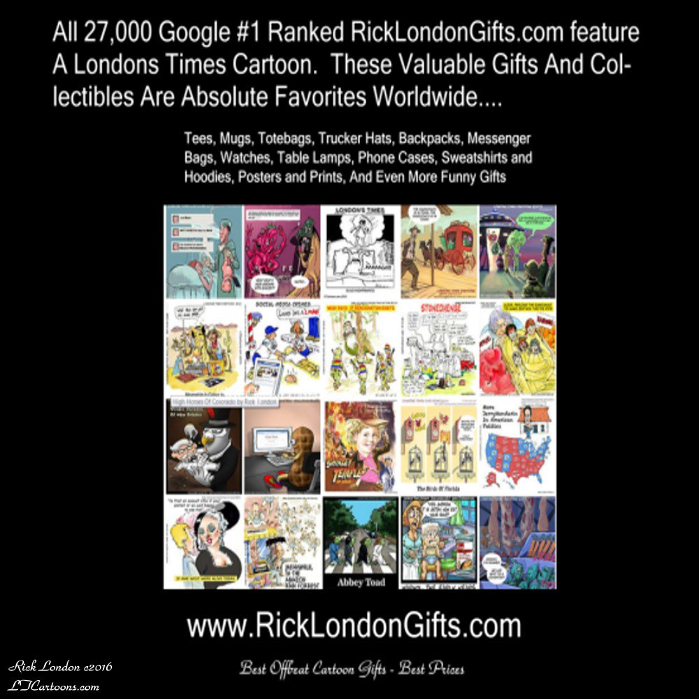 UpTo 60%off @LTCartoons #Sitewide #Offbeat #Gifts &amp; #Cards @zazzle Code SUMMERTIME60 @c/o #Sale EndsWed  #Free Persz  http:// RickLondonGifts.com  &nbsp;  <br>http://pic.twitter.com/Vc3gRJrlZh