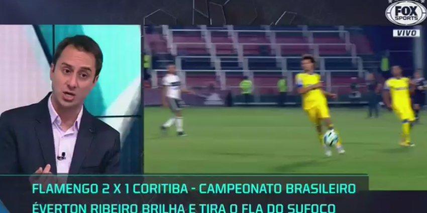 Fábio Azevedo aponta setor que é o grande problema do atual Flamengo https://t.co/nUQYtzb2v2 #RodadaFOX