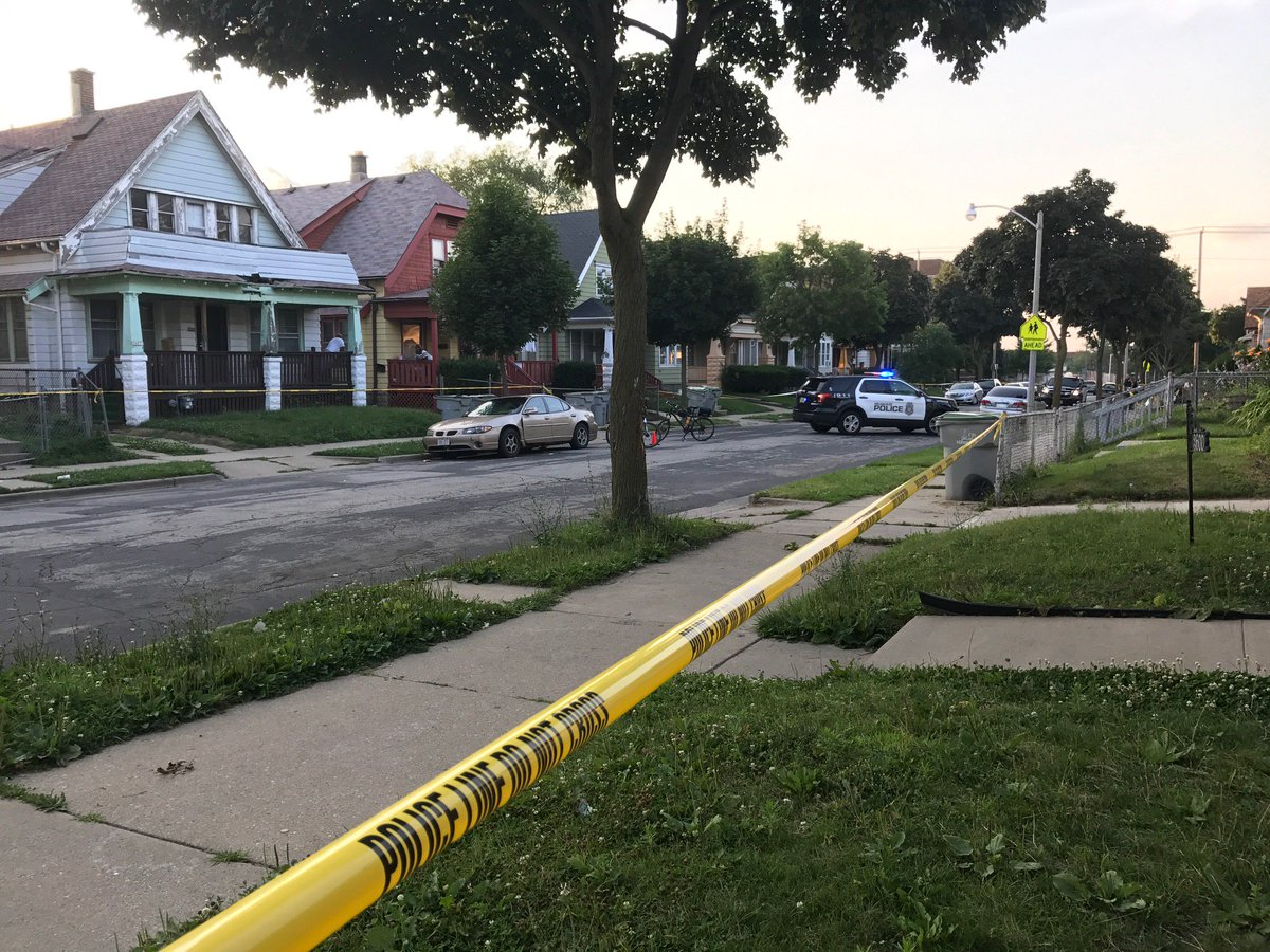 #Breaking - Homicide investigation underway after shooting near 23rd and Nash Streets https://t.co/NRmOwBqCSB