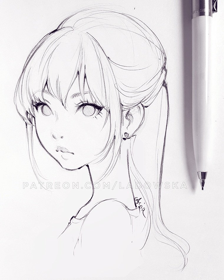 Asia ladowska asialadowska twitter - Dessin manga image ...