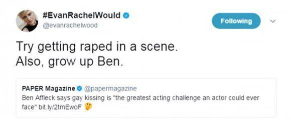 Ben Affleck caiu sem querer numa polêmica de internet onde não existia. Culpa de uma chamada caça-cliques... https://t.co/Zj1rFuakIn