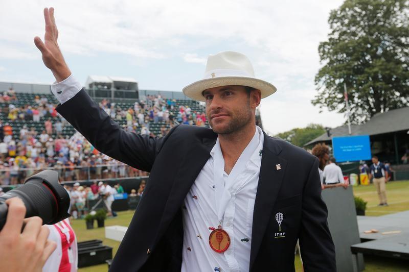Tennis: Roddick reflects on career spent in vacuum of Big Four https://t.co/u2Z6XtsZxX
