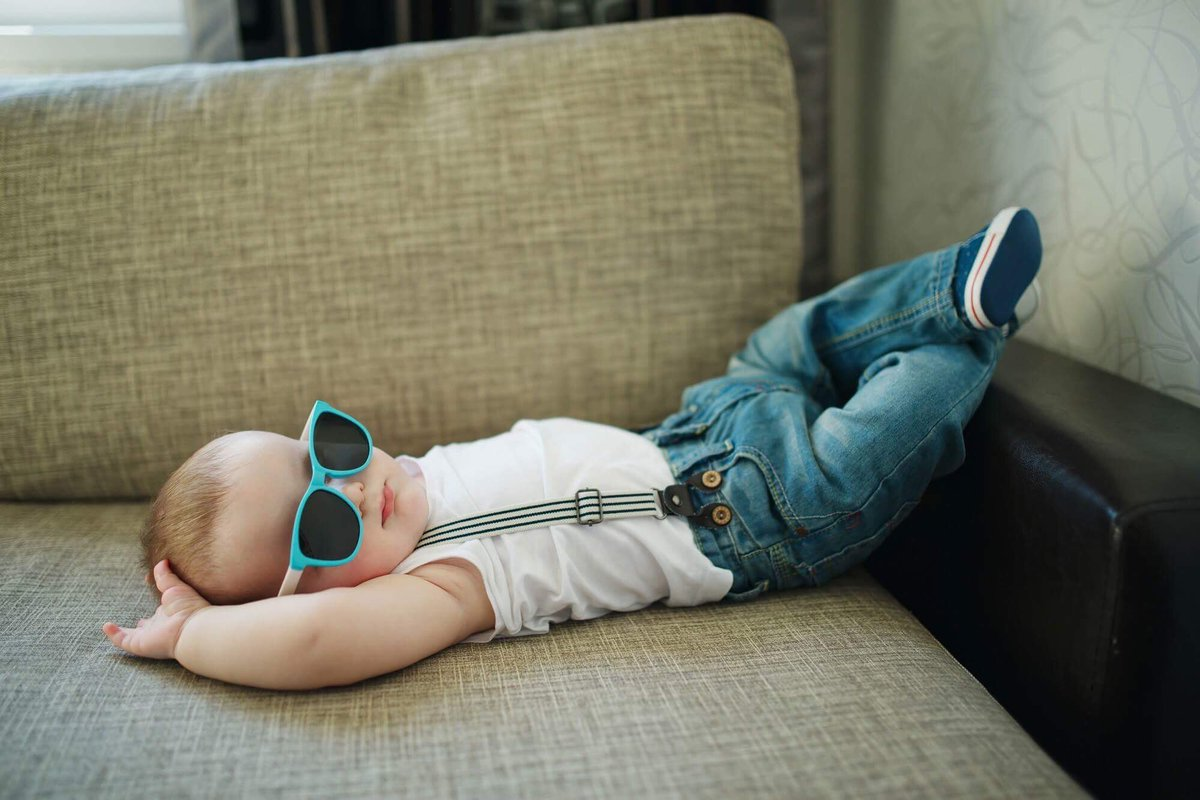 When you wear sunglasses inside, because you&#39;re just too cool  #saturday #merbaby #merbabyproducts #baby #isyourbabyamerbaby<br>http://pic.twitter.com/3Xb4njSTKW
