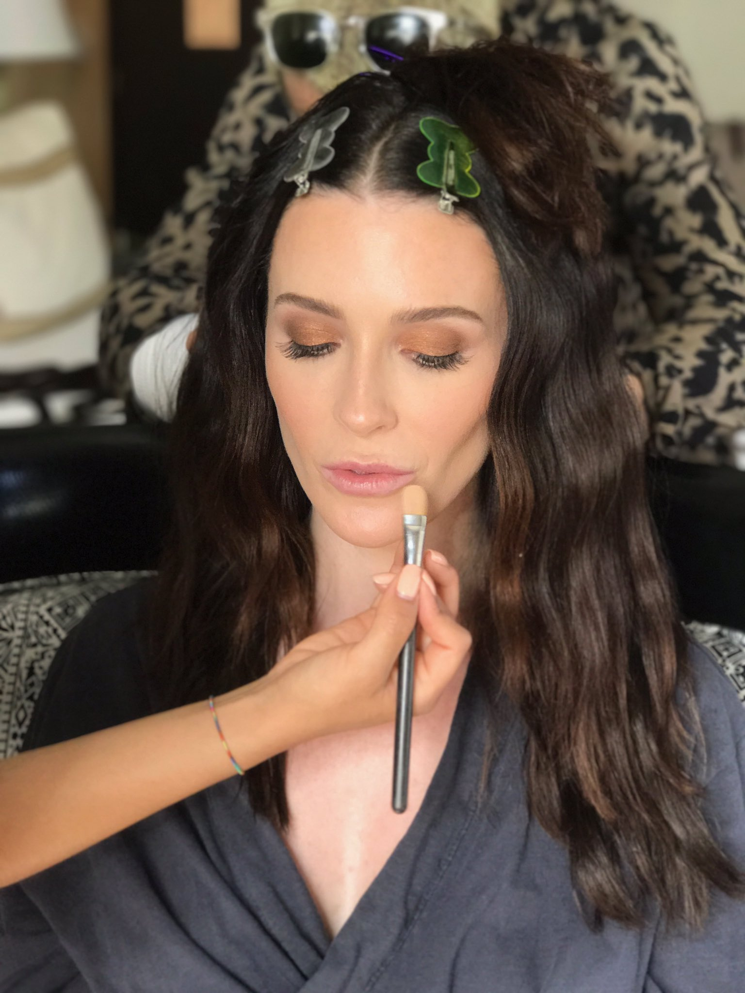 bridget regan makeup