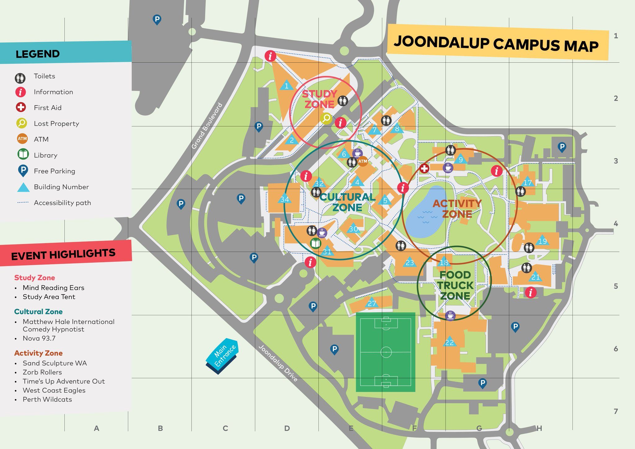 Edith Cowan University Ecu On Twitter Coming To Our Joondalup