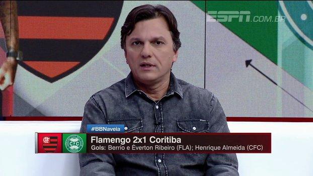 Mauro analisa vitória do Flamengo, diz que foi 'na marra' e pede autocrítica de dirigentes: 'Atuação muito ruim' https://t.co/ht3ShiQaJZ