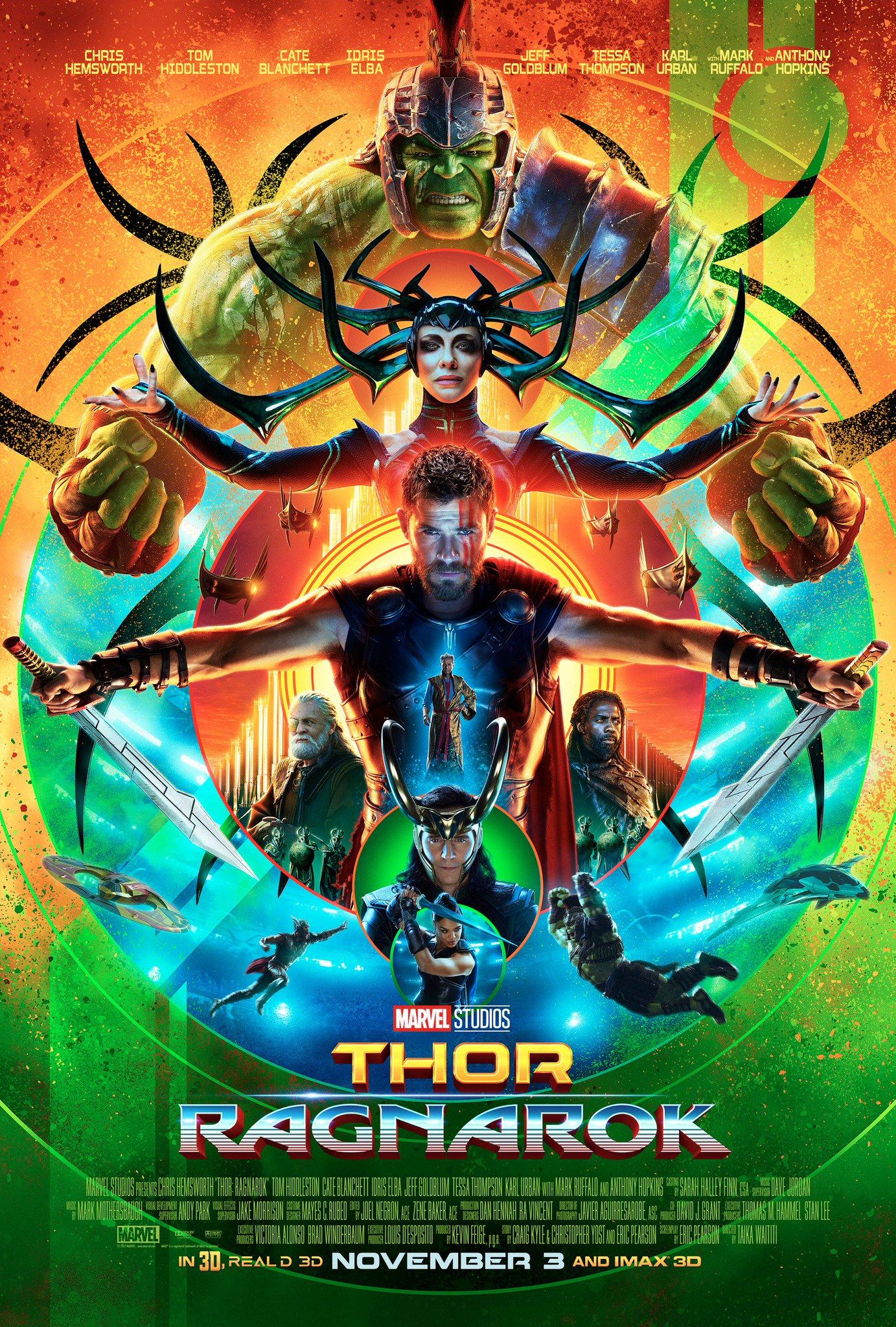Thor Ragnarok 2017 HD-TS 720p AC3