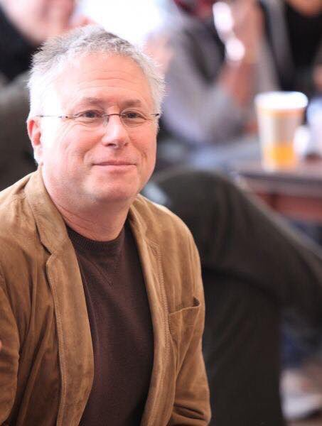 Happy birthday Alan Menken! His music is the soundtrack of many childhoods.
