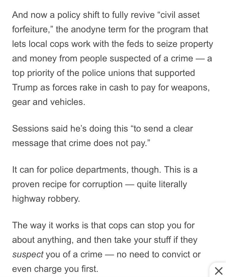 Robbery by another name as described by @harrysiegel -