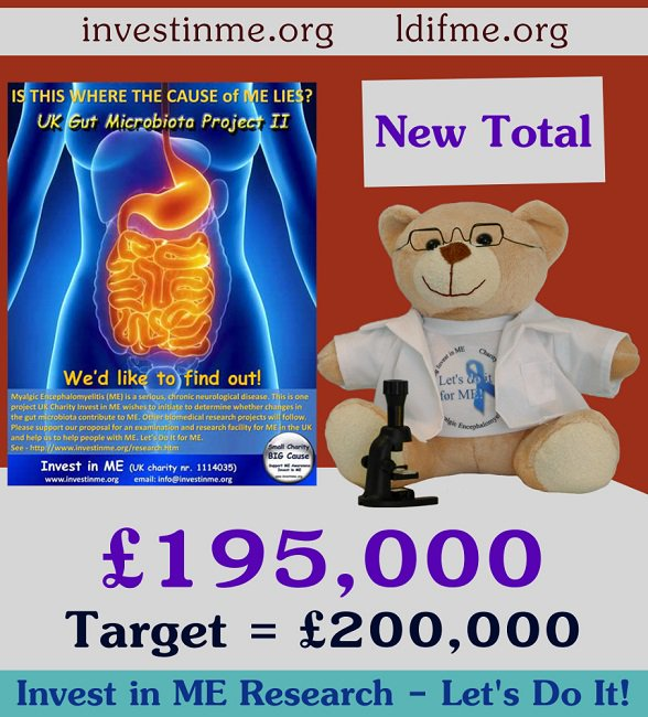 Fund update for research projects @ #UKCentreOfExcellence #research hub for ME  http://www. investinme.org/ce-news-1707-0 1.shtml &nbsp; …  #MECFS #philanthropy #NHS #mecfs<br>http://pic.twitter.com/clUhcdlDKo