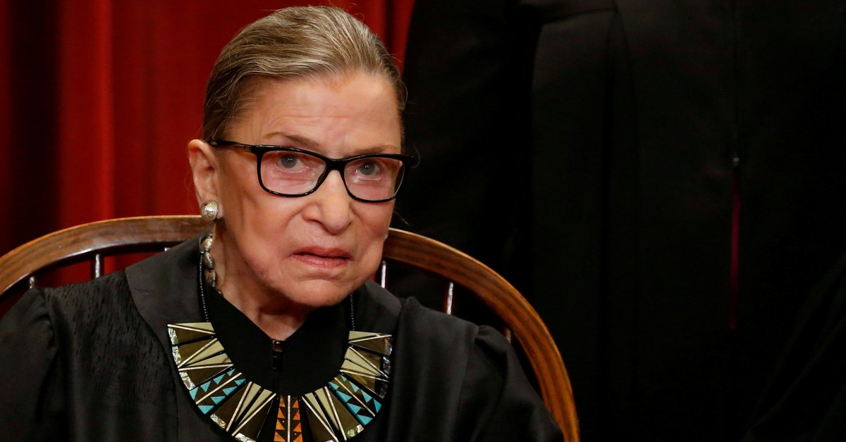 Ruth Bader Ginsburg: Gerrymandering case may be most important decision SCOTUS faces https://t.co/AB0CjkjjuY