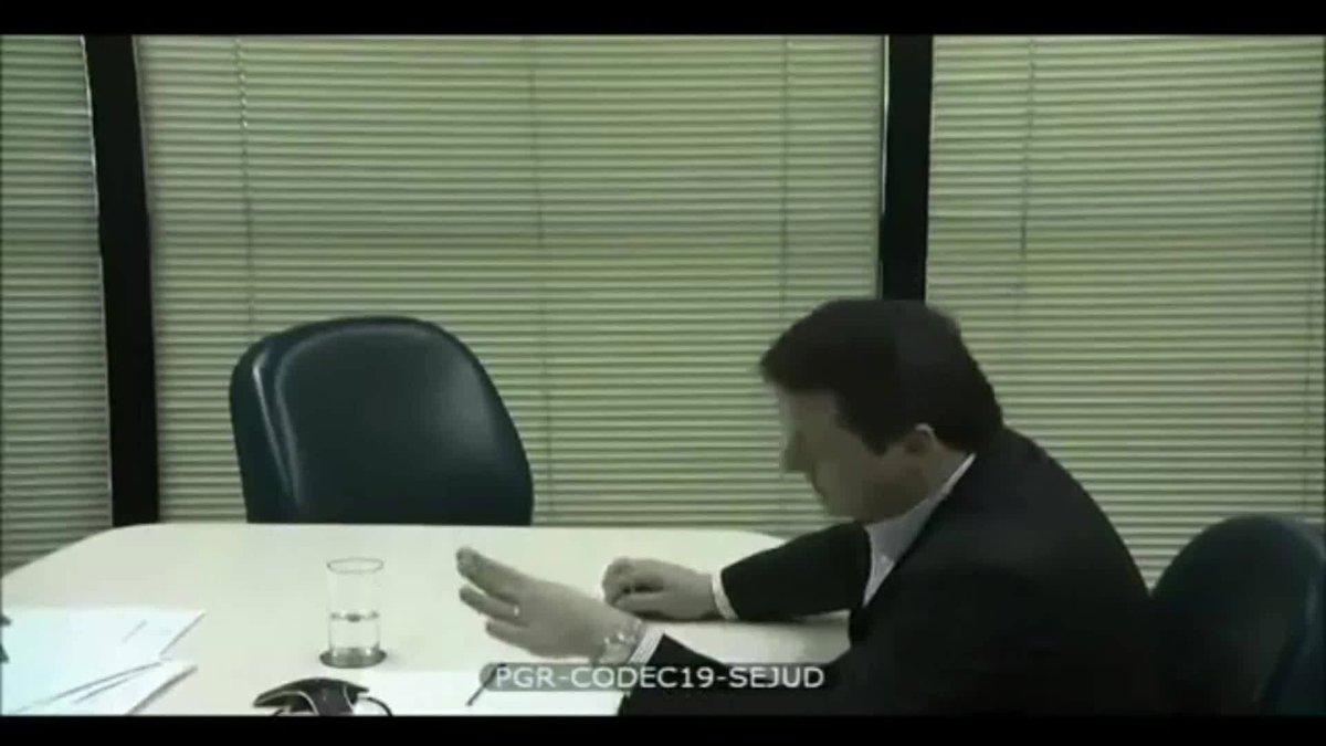 Wesley e Joesley Batista contam que JBS simulou compra de gado para pagar propina: https://t.co/n7tGtz1HgJ #GloboNews