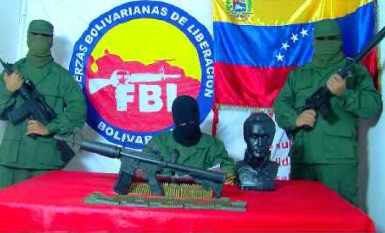 María Corina Machado denunció toma del puente de Socopó por parte de la guerrilla #FBL https://t.co/75NrQw7yfV