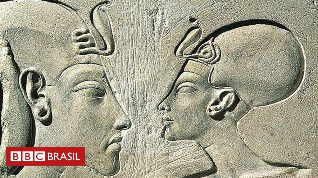 #MAISLIDAS Aquenáton: o faraó responsável pelas ideias que levaram o império egípcio à beira do abismo https://t.co/6tGZ4CGfCH