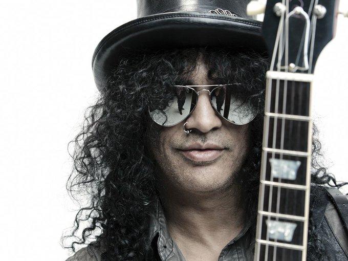 Happy Birthday to Slash    About:
