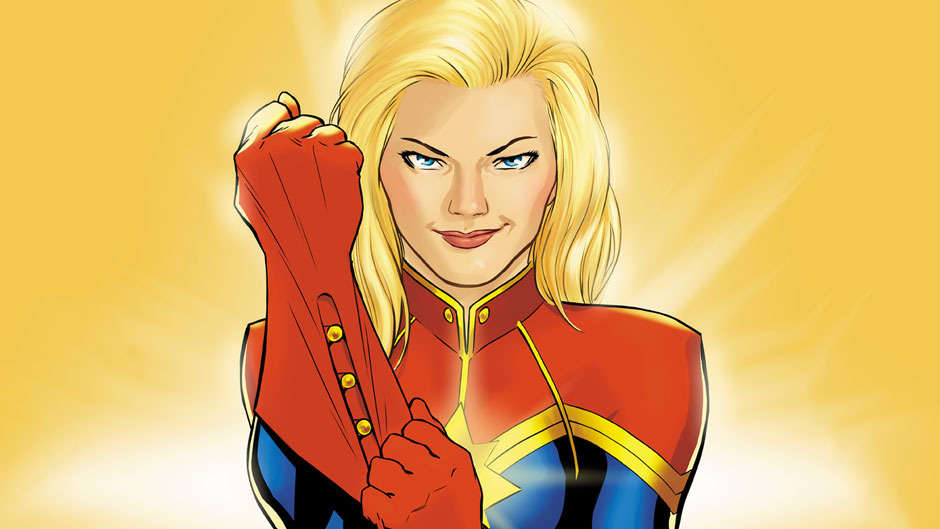 #CaptainMarvel movie will be set in the '90s and feature a classic Marvel villain https://t.co/SaQxCWiJJO