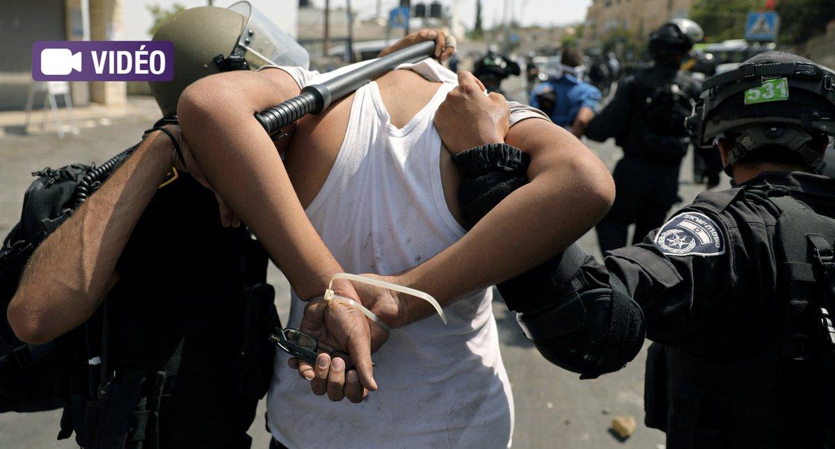🔴 Deux Palestiniens morts dans des affrontements près de Jérusalem ▶️ https://t.co/187P4cob5r