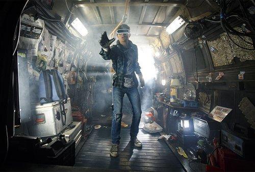 Ready Player One : le prochain Spielberg se dévoile dans une bande-annonce épique https://t.co/EBxwYtLNOM