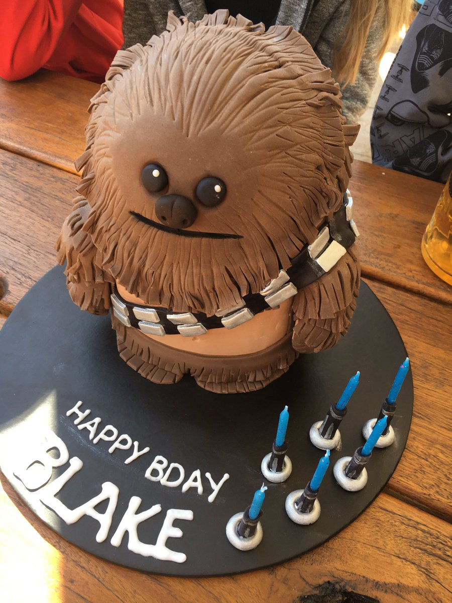 Brendon Kop On Twitter Awesome Starwars Birthday Cake Check Out