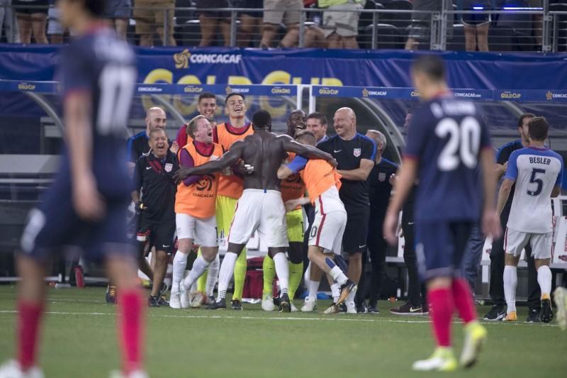 Second half goals take USA into Gold Cup final https://t.co/HNFSdY5Fnu