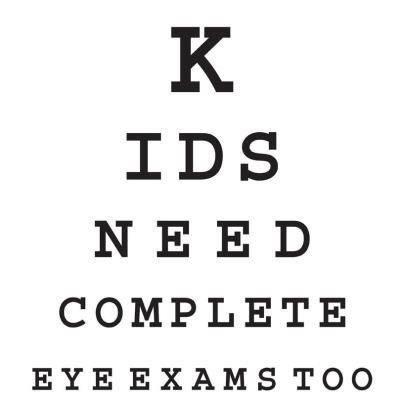 Early the better.. get your lil ones eyes tested timely and regularly.. #optometry #Optometrist #wecareabouteyecare<br>http://pic.twitter.com/jUGyQszPBU