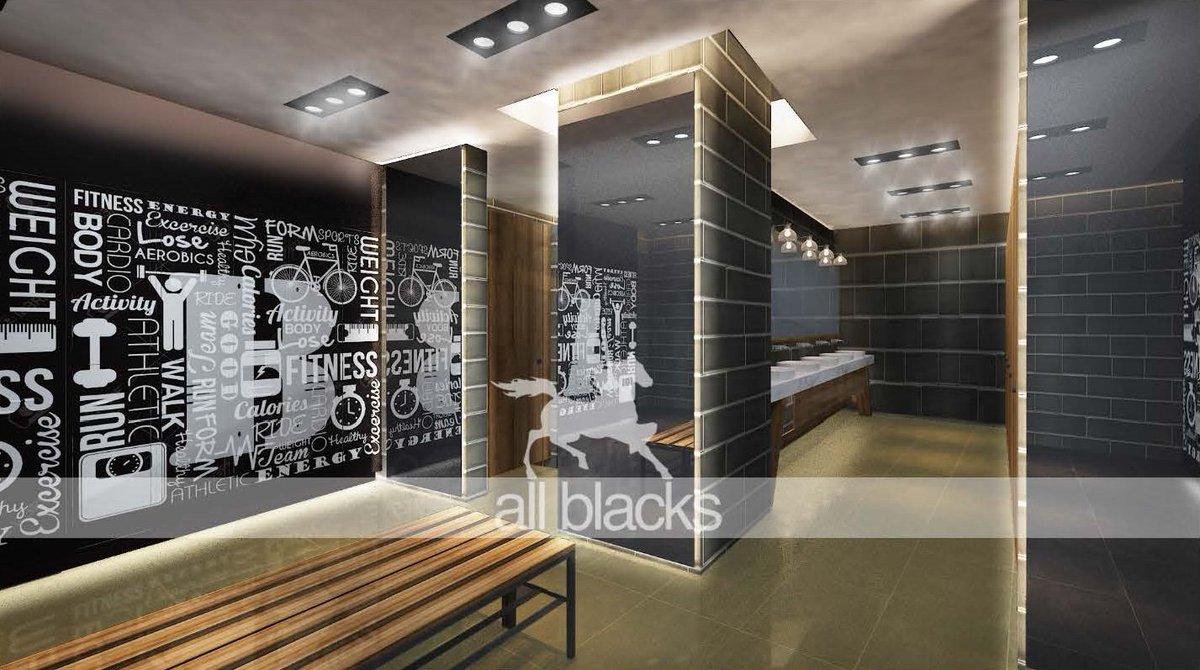 Inside equinox hollywood s luxury locker rooms
