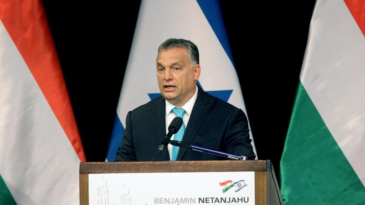 Ungarns Ministerpräsident: Orbán wirft EU vor, 'muslimisiertes Europa' anzustreben https://t.co/smDo5PwBdi