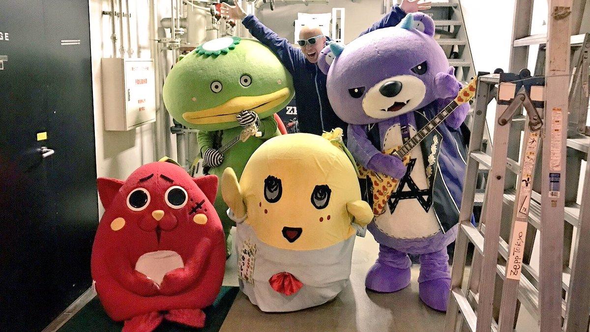 ニコ生をみてくれたみんなーありがとなっしー♪ヾ(。゜▽゜)ノcharamelのミュージック・ビデオが完成したなっしー♪ 世界初のキャラクターメタルバンド!その名もキャラメル! みんなに見てもらいたいなっしー♪拡散よろしくなっしー♪  https://t.co/XmQL7dbEhD