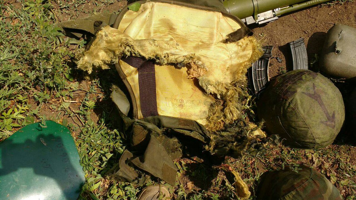 Украинские воины отбили атаку ДРГ врага возле Трехизбенки, - Лысенко - Цензор.НЕТ 1891