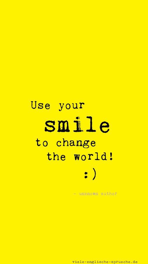 smile sprüche englisch Englische Sprüche on Twitter: