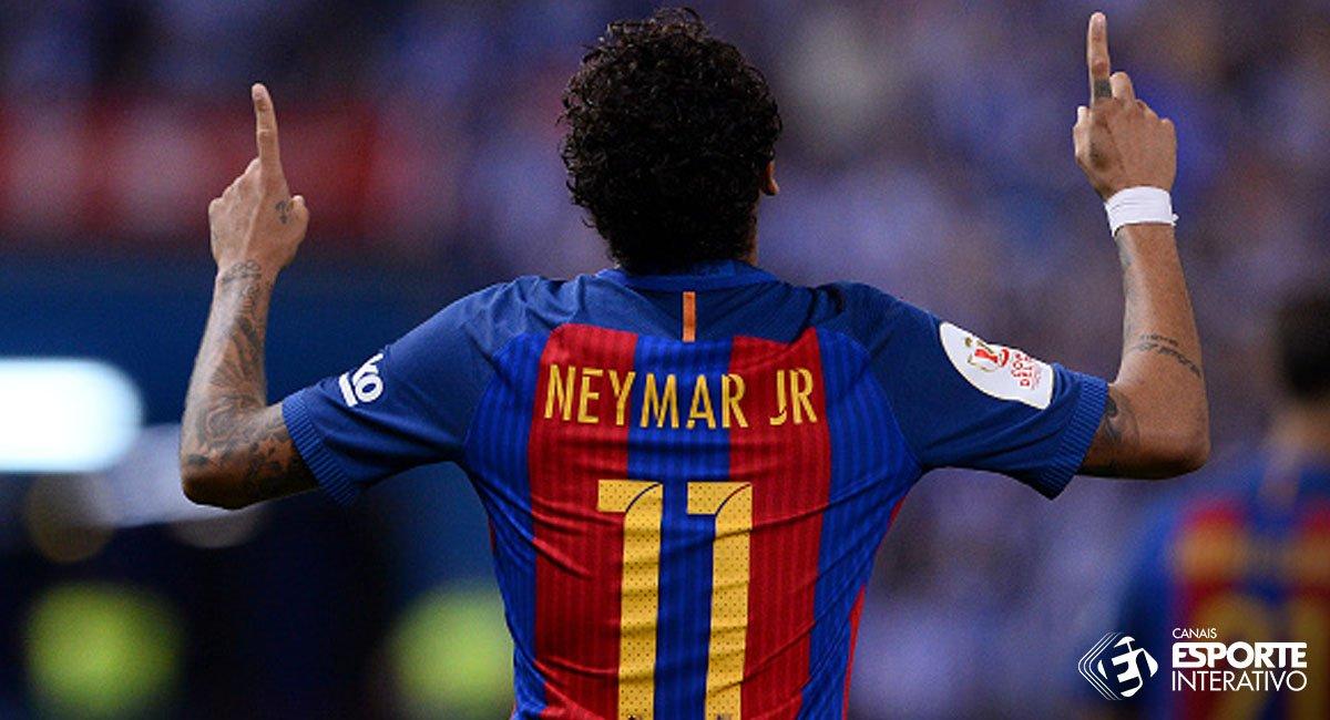 BOA OPÇÃO? @FCBarcelona coloca estrela de rival na mira para substituir @neymarjr! Vem ver! https://t.co/SXEBZFZL8C