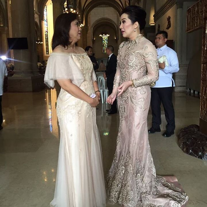 "Wedding Principal Sponsors Gown: Kris Aquino On Twitter: ""Queen Of All Media Kris Aquino W"