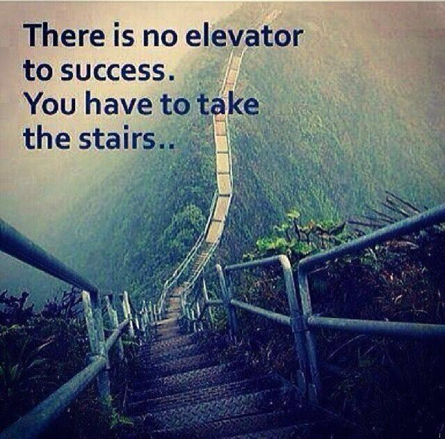 No elevator to Success, take staircase.  #ThinkBIGSundayWithMarsha #innovation #tech #fintech #bigdata  #regtech #blockchain #IoT #CHANGE<br>http://pic.twitter.com/HAfz4MBTIt