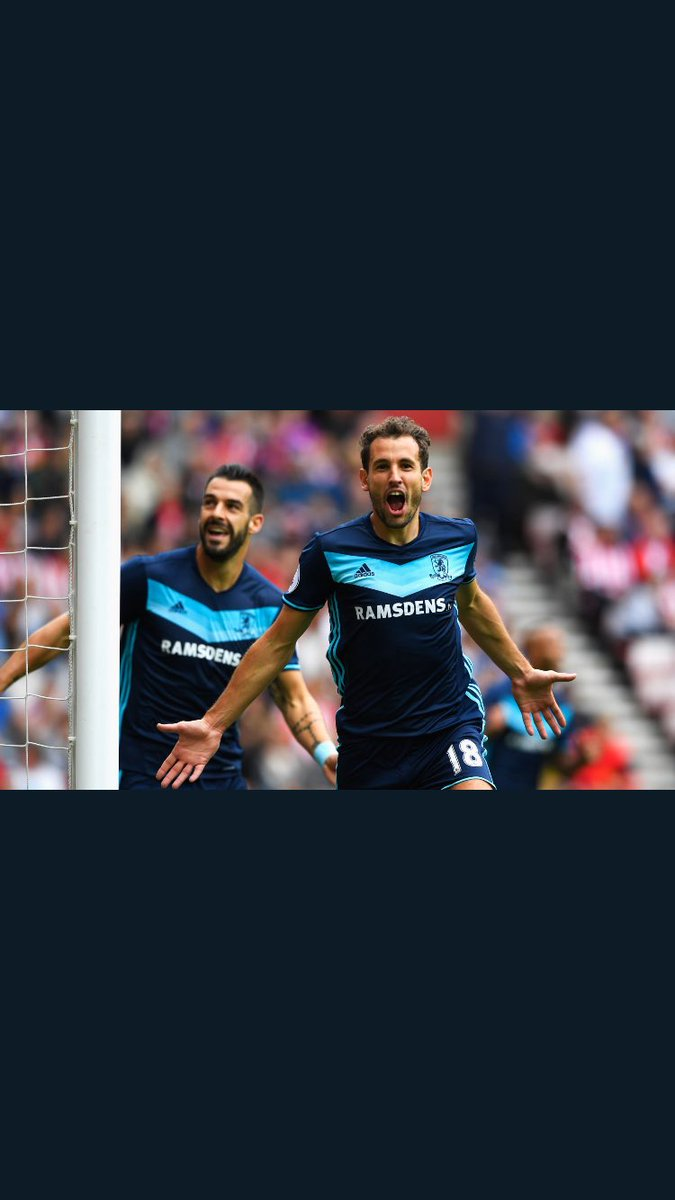 Cristhian Stuani did a job here at #BORO, wrongly criticised sometimes when player in a role not suited to him. All the best at #Girona <br>http://pic.twitter.com/CZNiNvkbDy