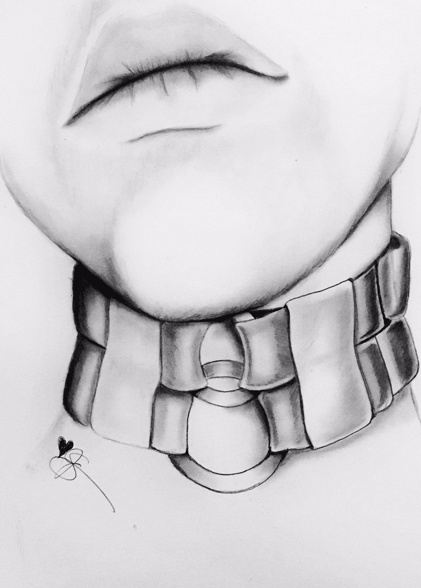 It&#39;s been a long time since I drew @mitchgrassi in a collar #pencil <br>http://pic.twitter.com/FRQPqZIwem