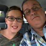 Vandaag met Lucas op pad naar auto show in #Boxtel