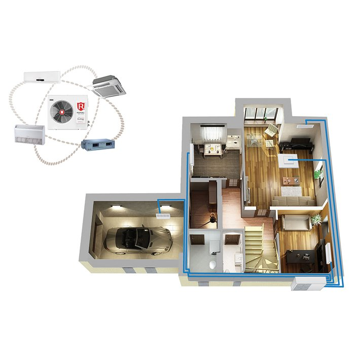 сплит система electrolux фото