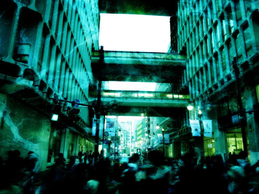ラノベ作家が描く都会の闇  ティッシュ配りの面接に行ったら全身入れ墨の人がきて、...