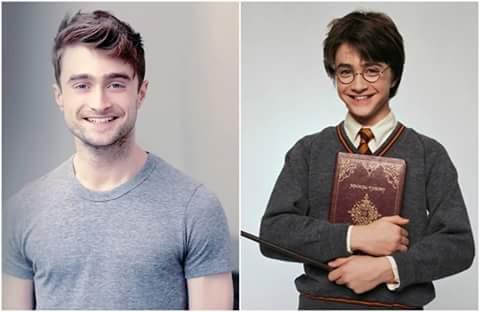 Happy birthday Daniel Radcliffe [Harry Potter]!