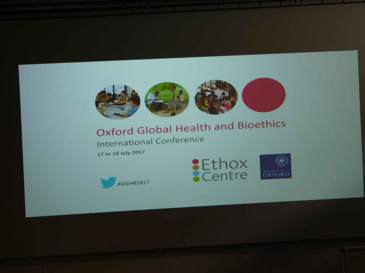 Great conference and conversation ! Thank you @michaelethox , Jane, Mary and Patricia #OGHB2017 @Ethox_Centre<br>http://pic.twitter.com/MAdLhGaCZX