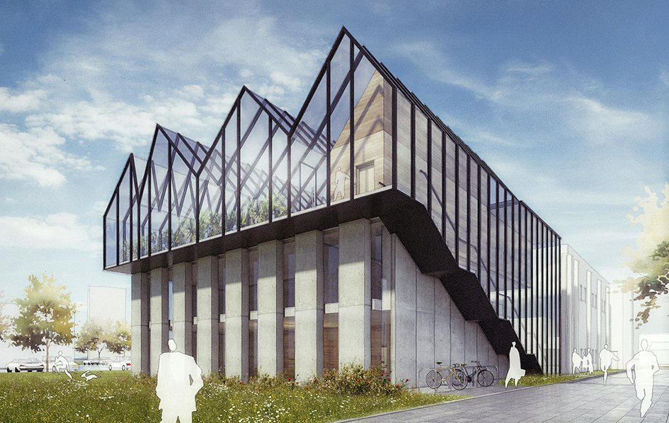 Agri-Informatics Building  #OnTheDrawingBoard  #Research #HE #University  #Competition  #architecture #design #CGI<br>http://pic.twitter.com/OfNch9Kubc