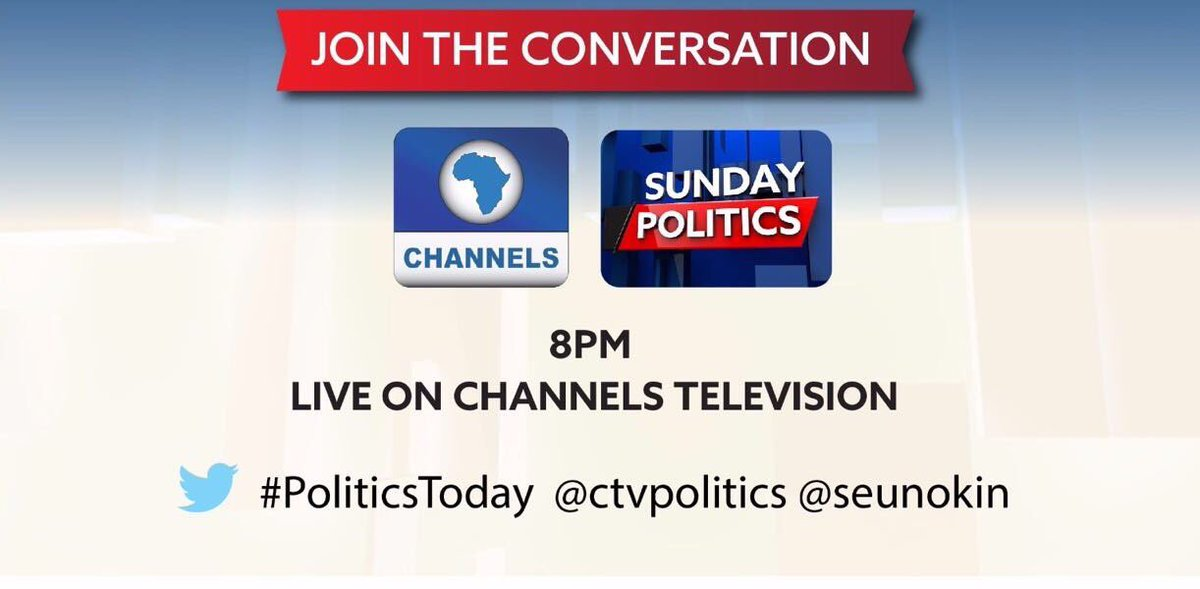 Has the #PDP @OfficialPDPNig suddenly gotten its voice? Is #APC @APCNigeria in sleep Mode? Where&#39;s opposition? Find out on @channelstv 8pm<br>http://pic.twitter.com/wYmLX5HwcB