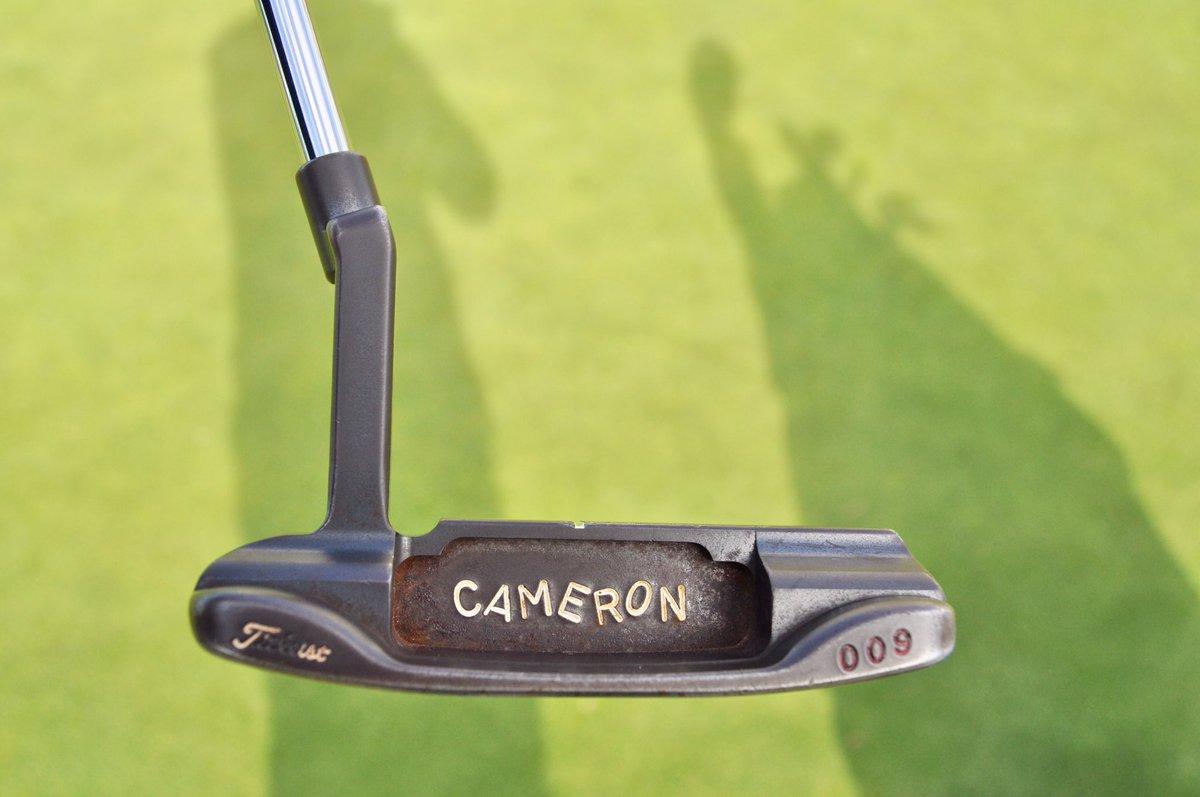 Jordan Spieth's @ScottyCameron 009 is basically the golf version of Excalibur. https://t.co/z92nW0tiui