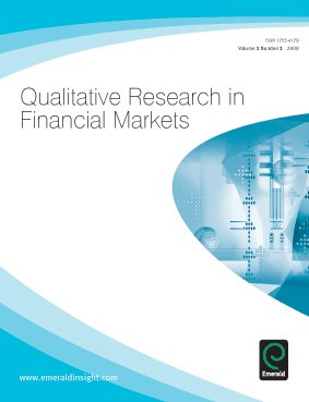 Qualitative Research in Financial Markets first time rated in #Scopus #CiteScore at 0.14  http:// bit.ly/2tbSB7g  &nbsp;  <br>http://pic.twitter.com/1iCg9Mofz1