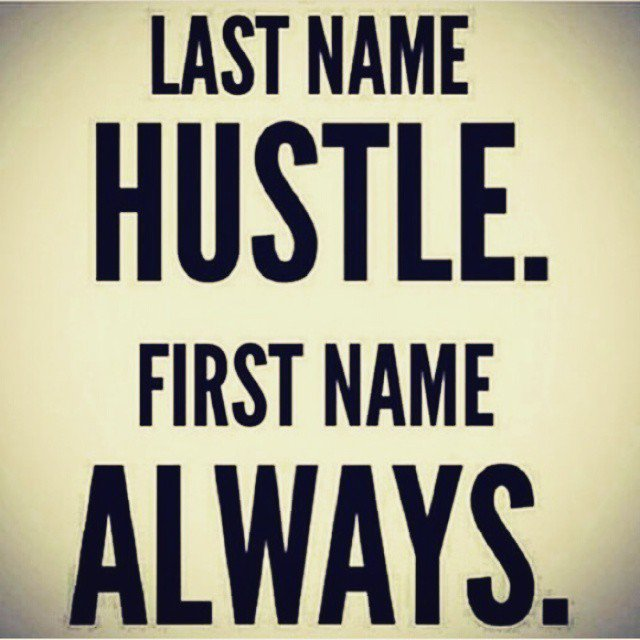 #Successful #entrepreneurs have one thing in common: we #HustleHarder than everybody else. #TheGrindNEVERStops #SmallBusinessOwners #startup<br>http://pic.twitter.com/Og2hHIHG18