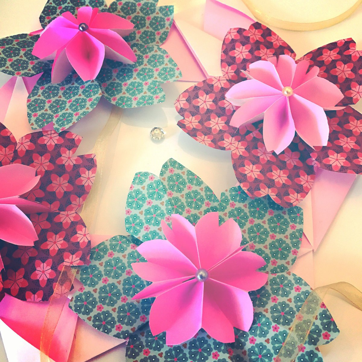 Join us on Wed 26 Jul for the Introduction to #Origami workshop and take a beautiful #handmade #card home.Registration closes on Tue 25th. <br>http://pic.twitter.com/ouktUw0JPY