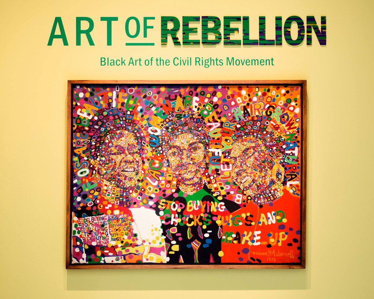 Artofrebellion hashtag on twitter artofrebellion black art of the civil rights movement is now open come see our exhibition part of d67project thecheapjerseys Images