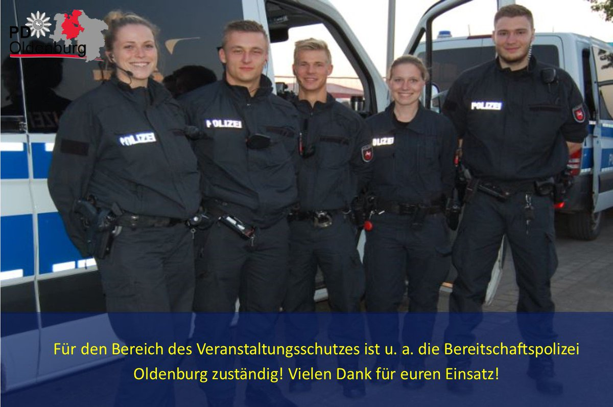 Polizei Oldenburg Stadtammerland On Twitter Deichbrand