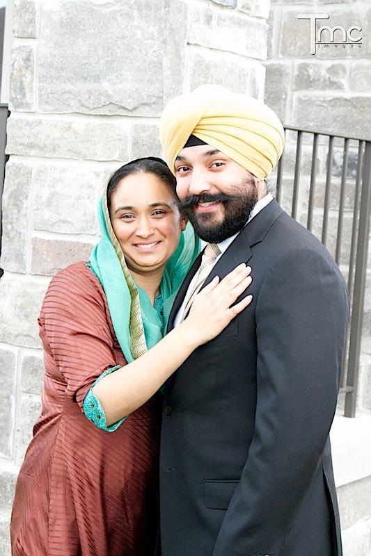 "Navdeep Bains on Twitter: ""Celebrating my wife's birthday ..."