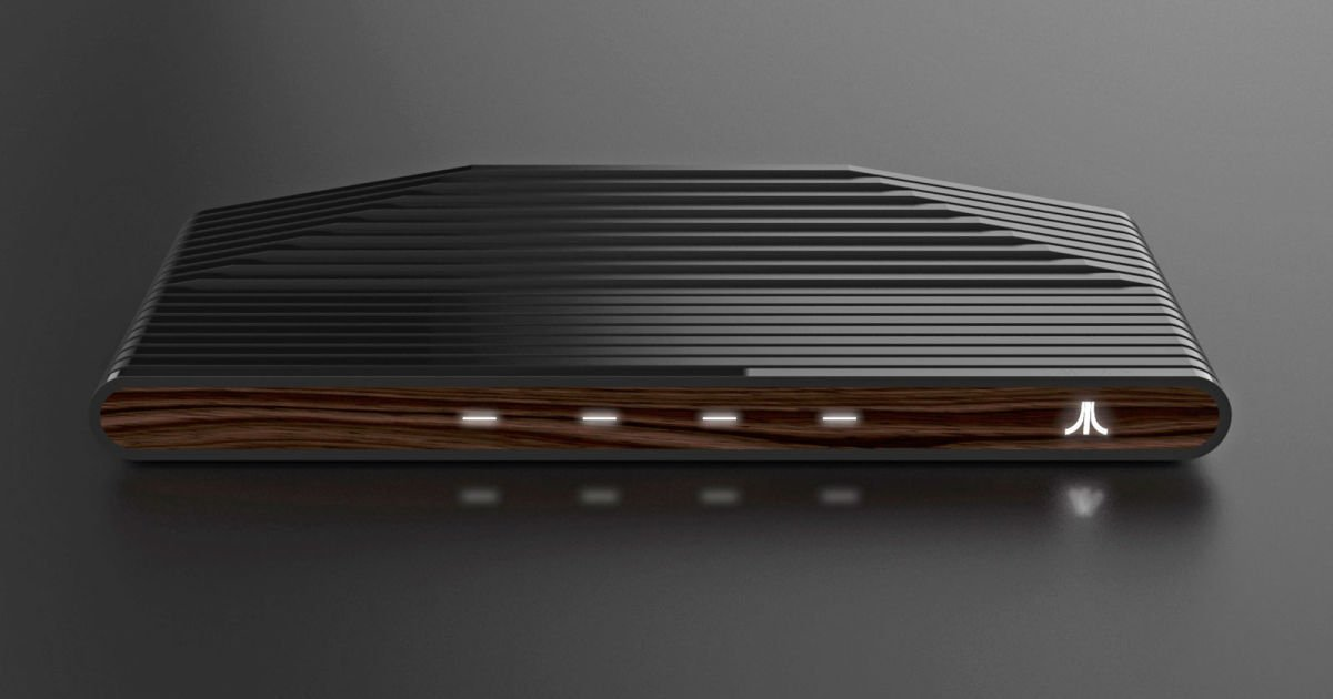 Ataribox will come in two suitably retro editions https://t.co/o4hocbb5dh